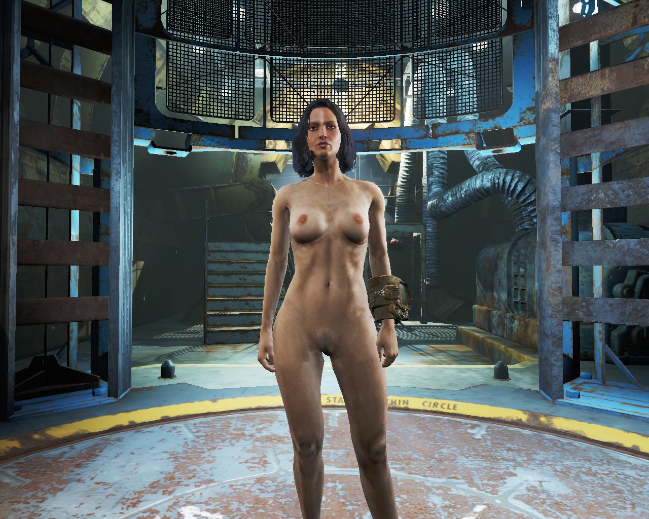 Oblivion nude screens adult video