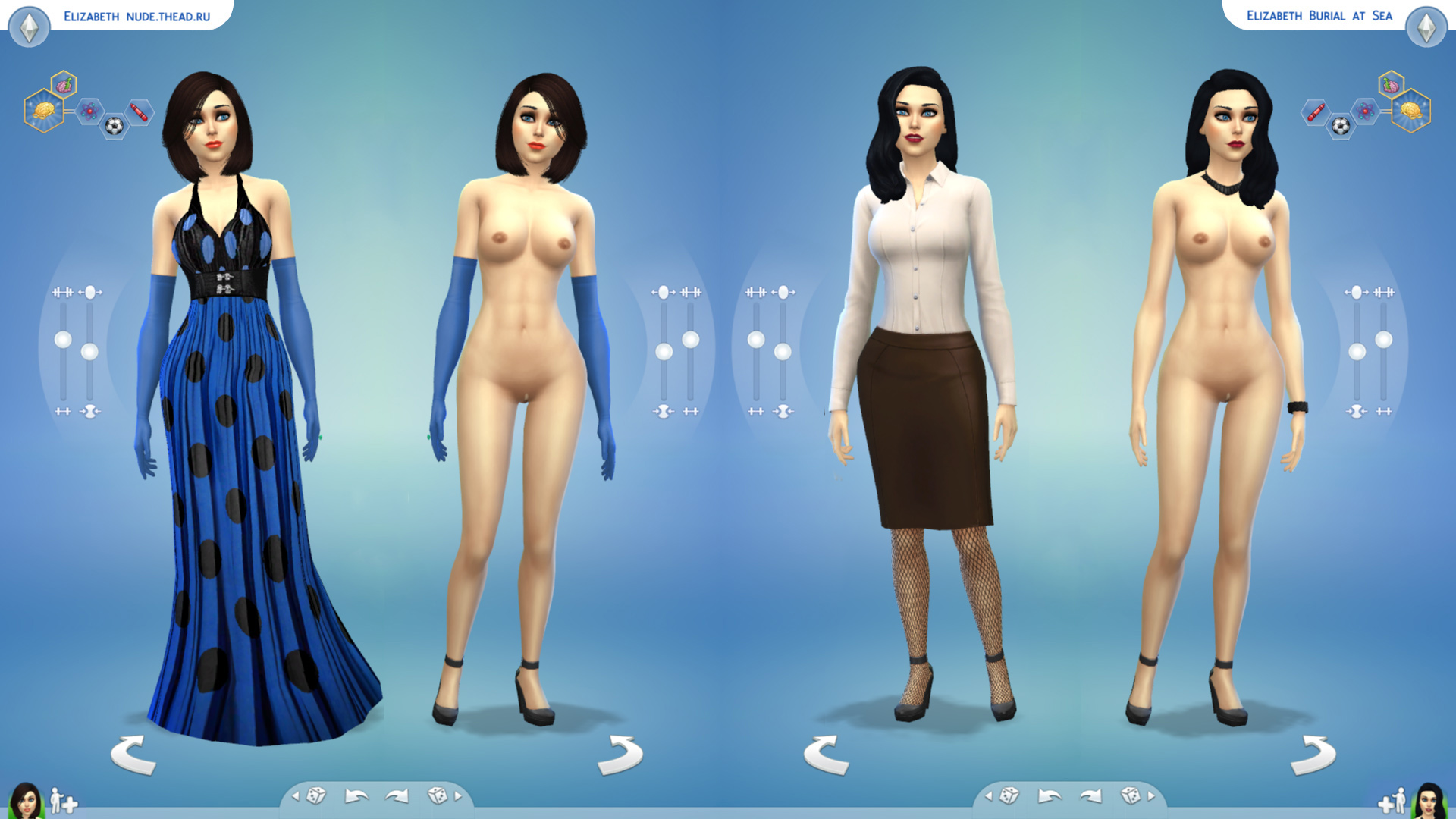 Sims 3 nude clothes hentay download