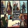 Коллаж: герои игры Grand Theft Auto: San Andreas