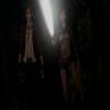 Клэр и Мойра топлес, игра Resident Evil: Revelations 2