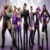 Персонажи Saints Row: The Third: Олег Киррилов, Пирс Вашингтон, Шаунди, Протагонист, Джонни Гэт, Зимос и Анхель де ла Муэрте