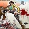 Эротический рисунок Майи Торрес из игры State of Decay
