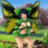Полуобнаженная фея природы, игры «Zanzarah: В поисках затерянной страны»