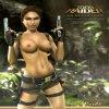 Голая Lara Croft (Tomb Raider Anniversary)
