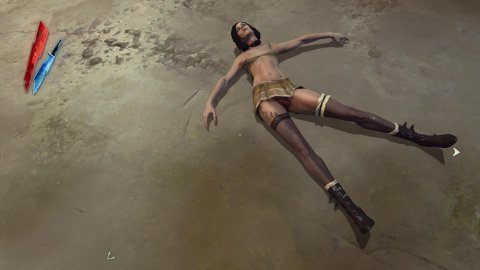 Dishonored, куртизанка, для которой будет сделан nude-патч