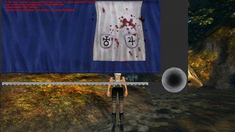 Alice: Madness Returns с работающим TexMod'ом, текстура вторая текстура для редактирования