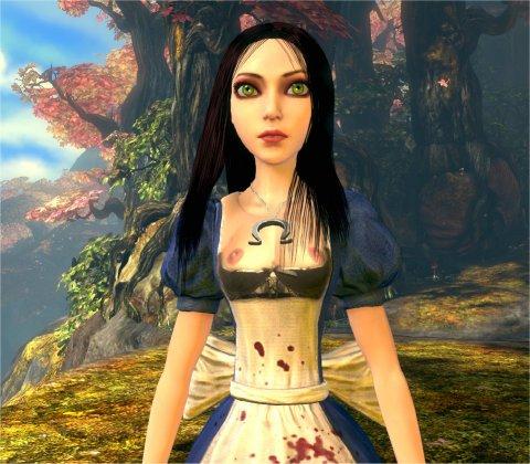 Алиса стала еще привлекательнее ;)