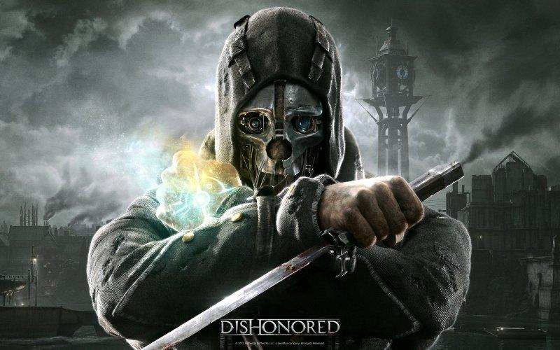 Корво Аттано, главный герой Dishonored