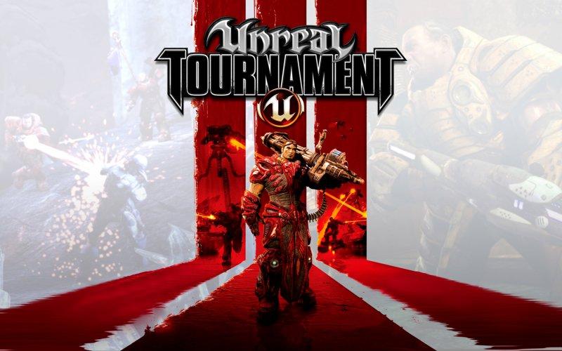 Главный герой игры Unreal Tournament 3