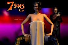 Герои игры 7 Sins
