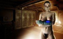 Обнаженная Амата Альмодовар (Fallout: New Vegas)