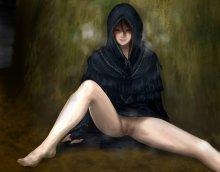 Обнажанная Квилана (Dark Souls)