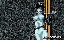 Обнаженная Домино (Deadpool)