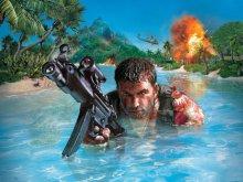 Джек Карвер, главный герой игры Far Cry