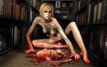 Обнаженная Хизер и рожденный ею «Бог» (Silent Hill 3)
