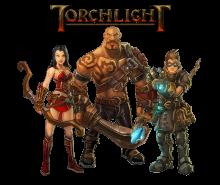 Алхимик, Разрушитель и Победительница (Torchlight)