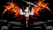 Вариация на тему игры Infernal: обнаженная Барбара Митчелл