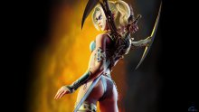 Полуобнаженная Серафима (Sacred 2: Fallen Angel)
