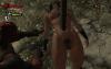 Голая Арклайт, nude-патч для игры Deadpool