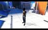 Главная героиня игры Mirror's Edge в прозрачной майке (nude-патч)