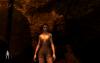 Виолетта Саммер в прозрачном черном платье, nude-патч для Velvet Assassin
