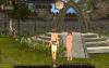 Обнаженная девушка — неигровой персонаж, nude-патч для Shaiya