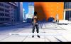 Полуобнаженная героиня игры Mirror's Edge, Фэйт Коннорс (nude-патч)