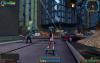 Обнаженная супергероиня на улицах города, nude-патч для Champions Online