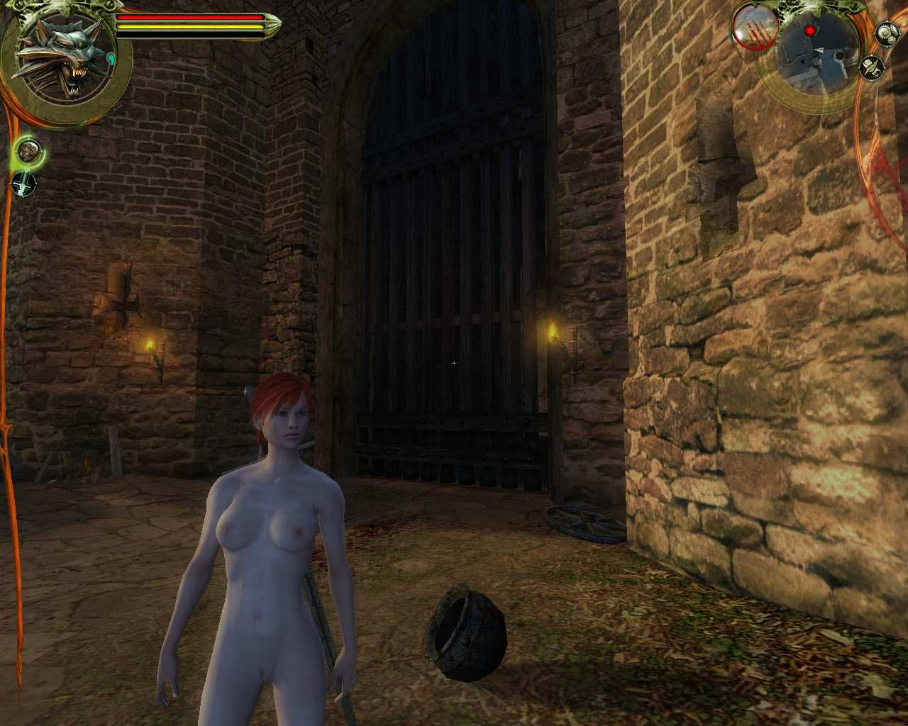 The witcher 1 nude patch hentai movies